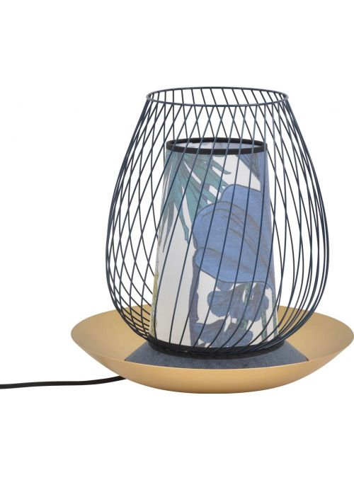 LAMPE OASIS MIDNIGHT BLUE