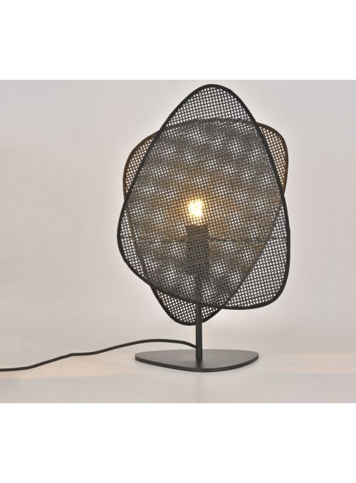 LAMPE SCREEN CANNAGE NOIR