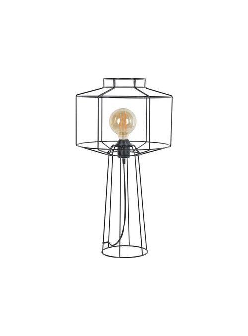LAMPE WAYNE NOIR MAT