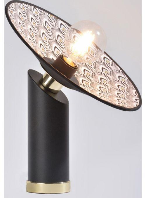 LAMPE GATSBY PAON NOIR