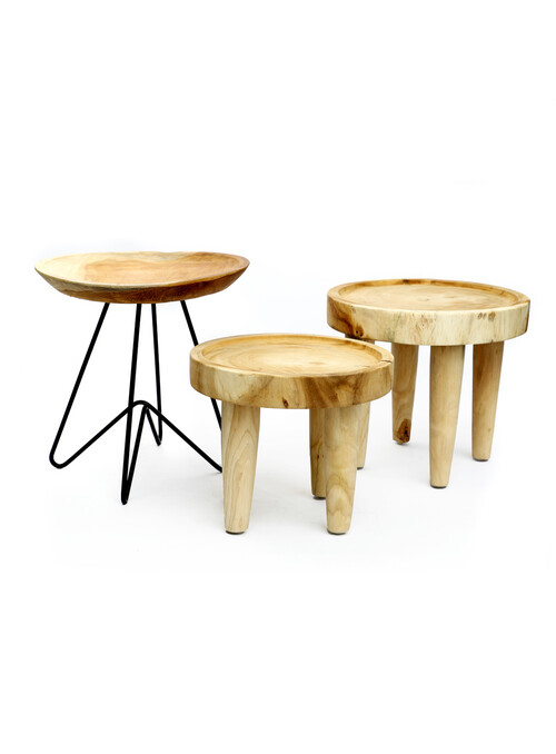 TABLE D'APPOINT SAMANEA -...