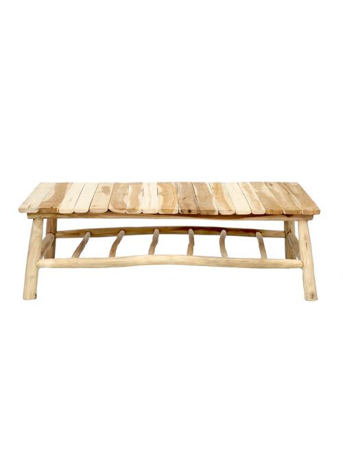 TABLE BASSE ISLAND - NATUREL