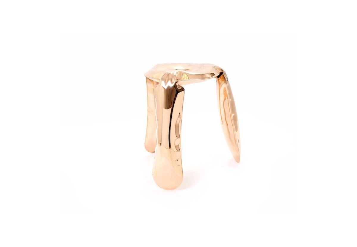PLOPP STOOL COPPER