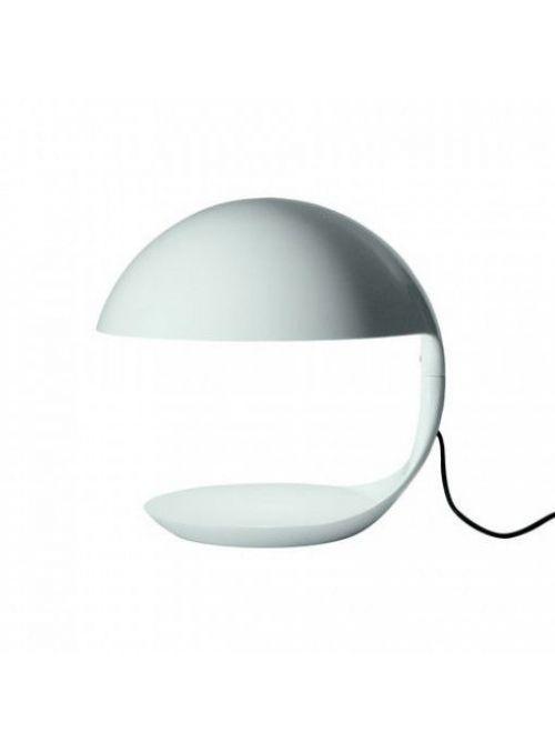 Lampe Cobra blanche