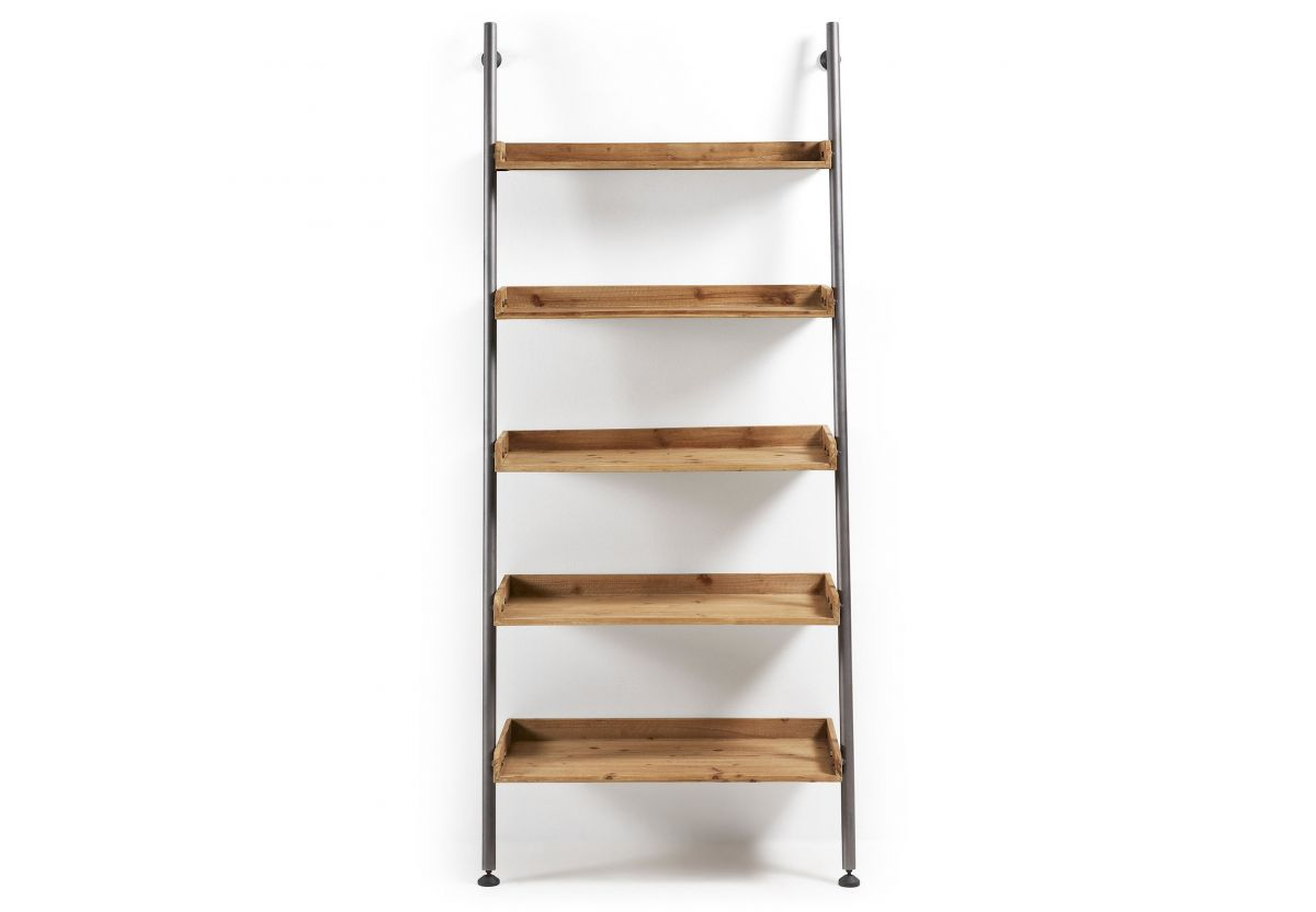 BIBLIOTHEQUE ETAGERE MOBELA INDUSTRIELLE
