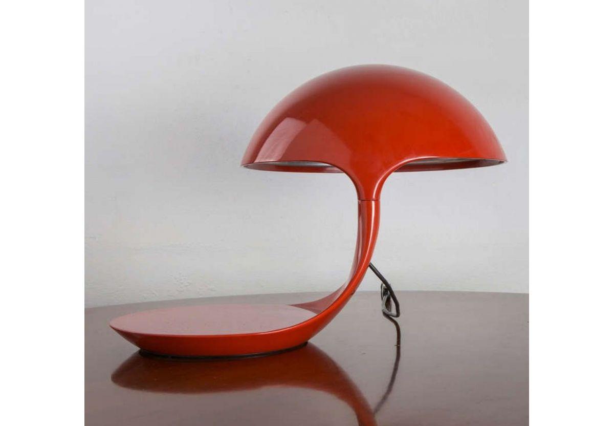 Lampe Cobra rouge