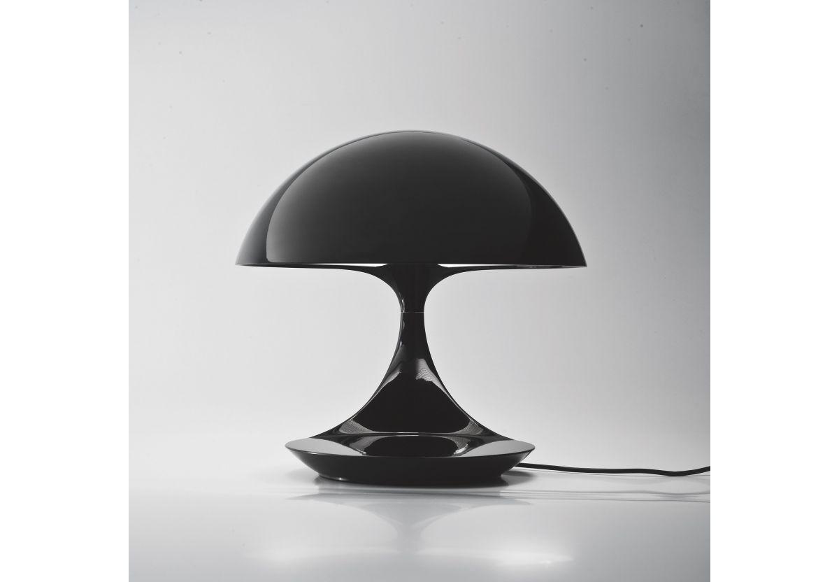 Lampe Cobra noire