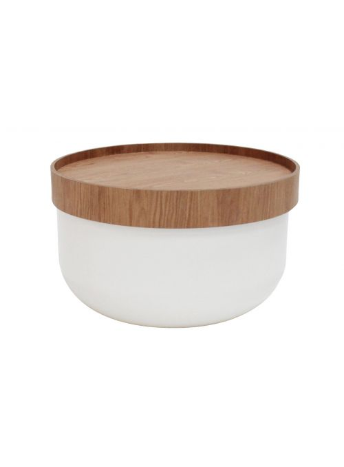 TABLE BASSE OLIVIA BLANCHE