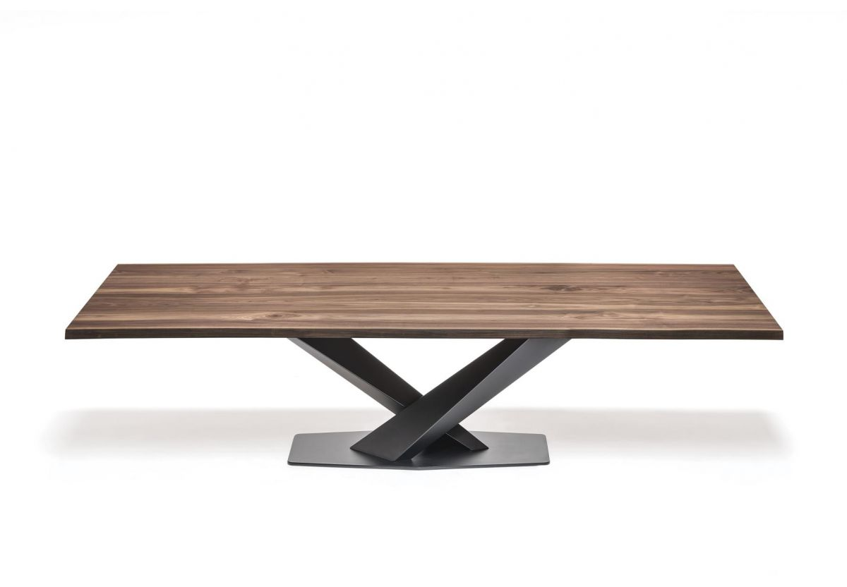 TABLE STRATOS WOOD