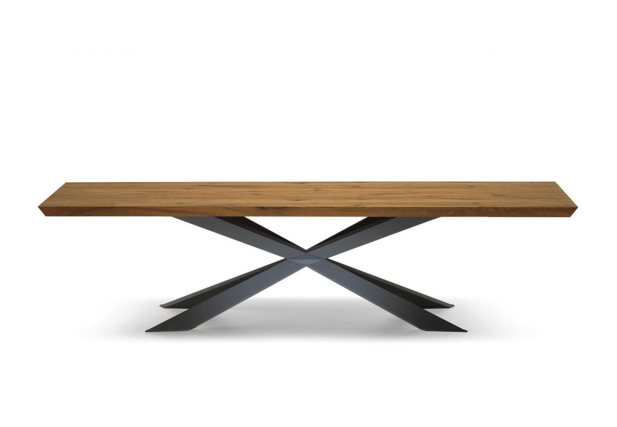 TABLE SPYDER WOOD
