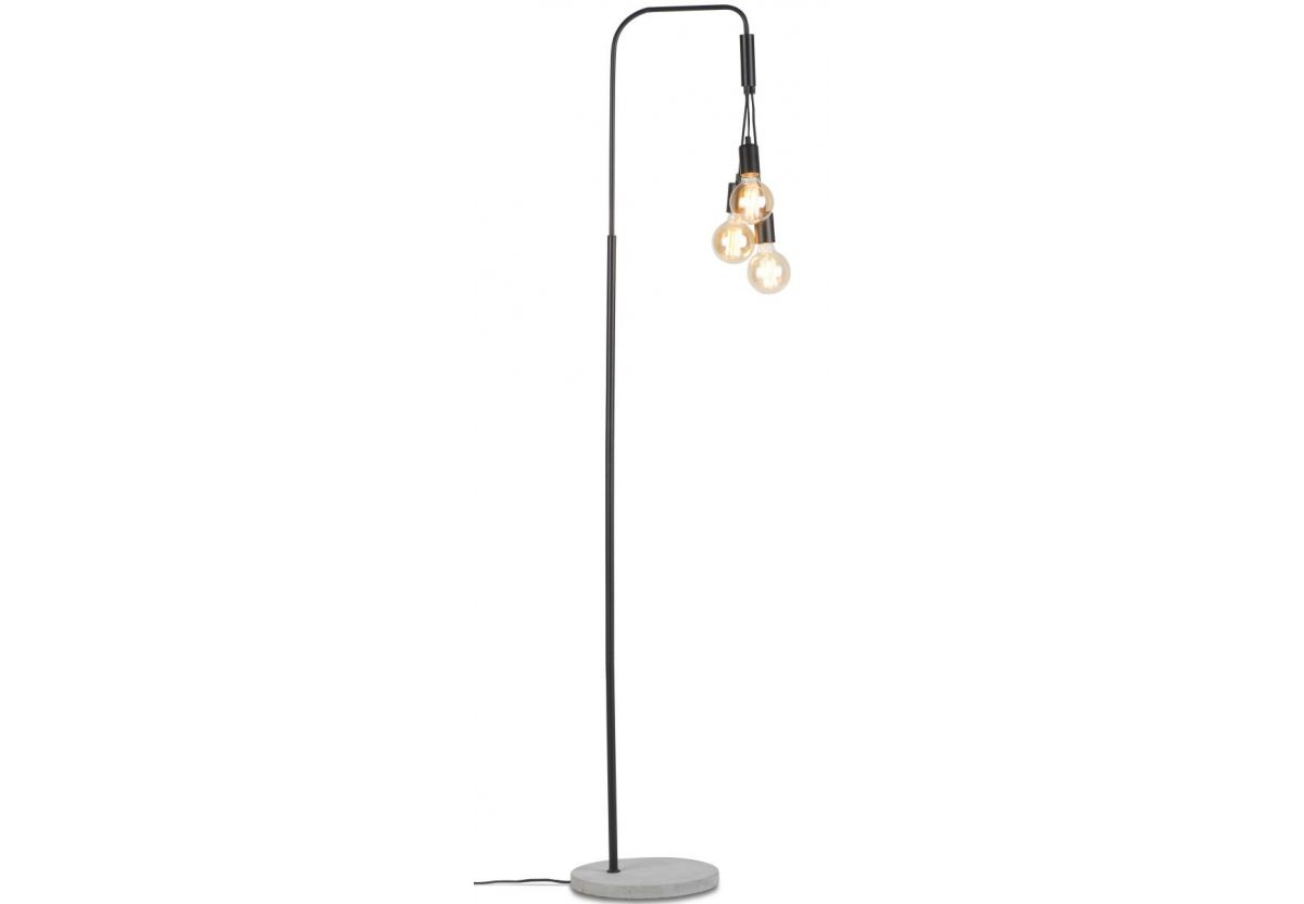 LAMPADAIRE OSLO AVEC AMPOULE