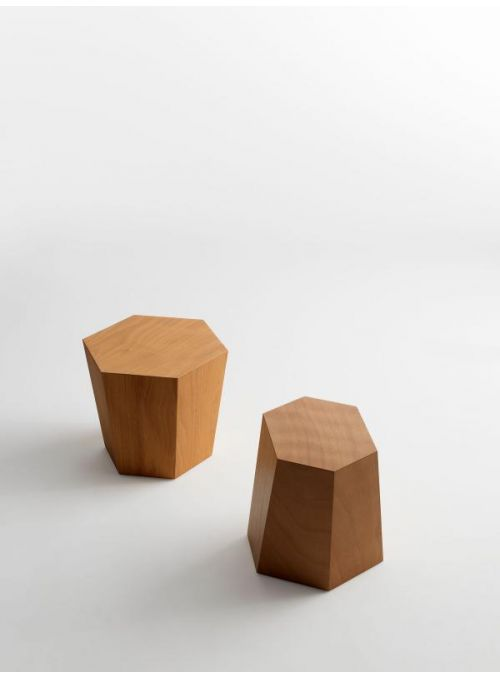 TABOURET HEXAGON