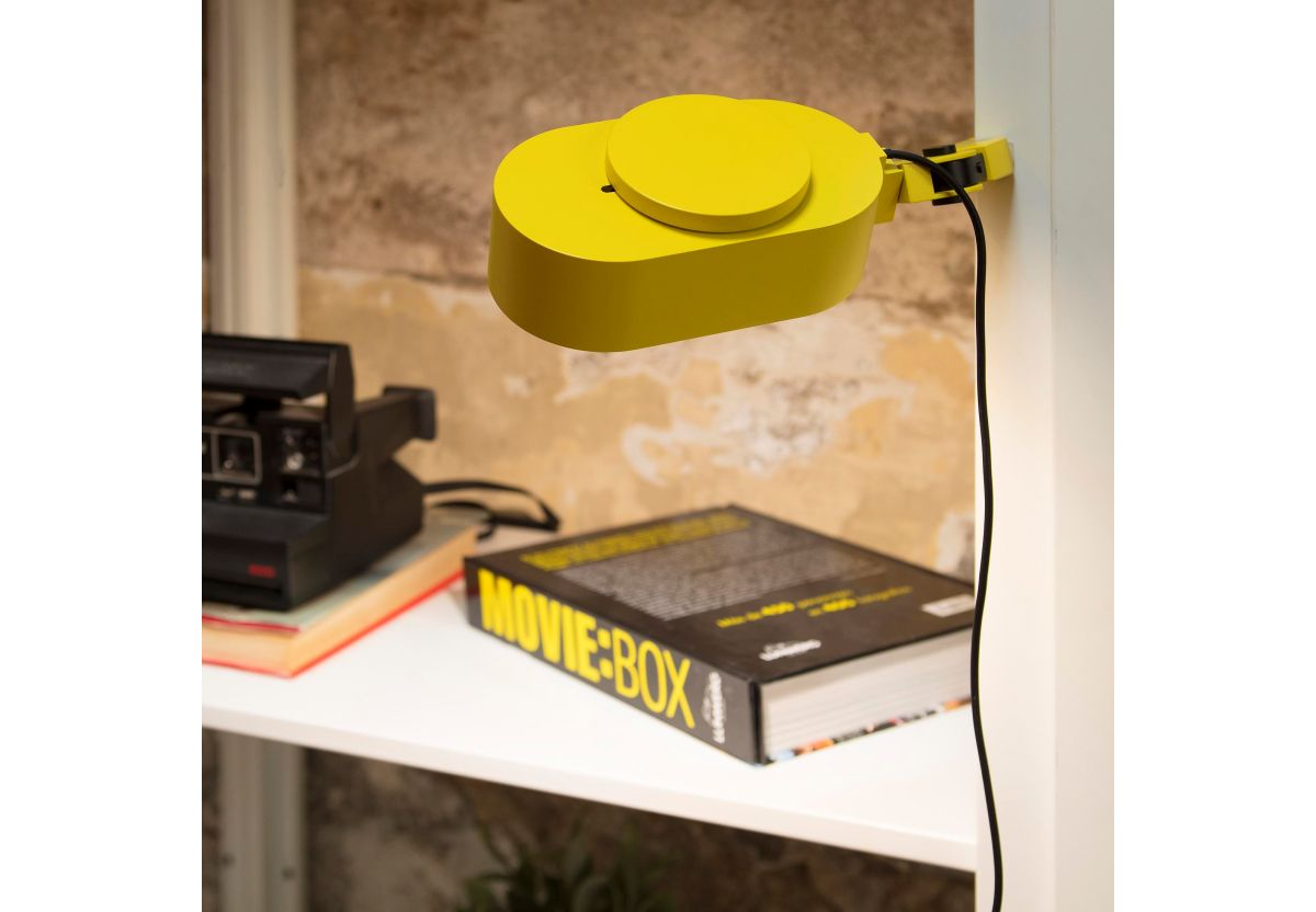 LAMPE AVEC PINCE INVITING