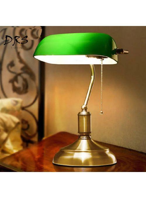 LAMPE DE TABLE BANKER