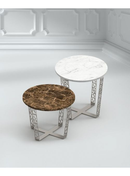 TABLE BASSE ARABESQUE