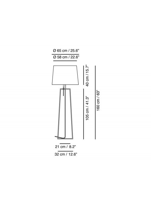 LAMPADAIRE TIFFANY 1