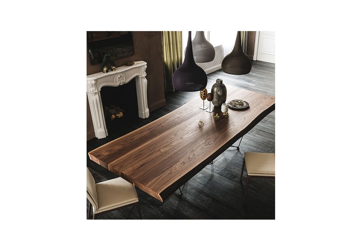 TABLE GORDON DEEP WOOD