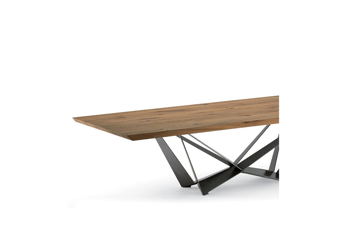TABLE SKORPIO WOOD