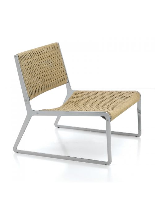 CHAISE CUIR WING