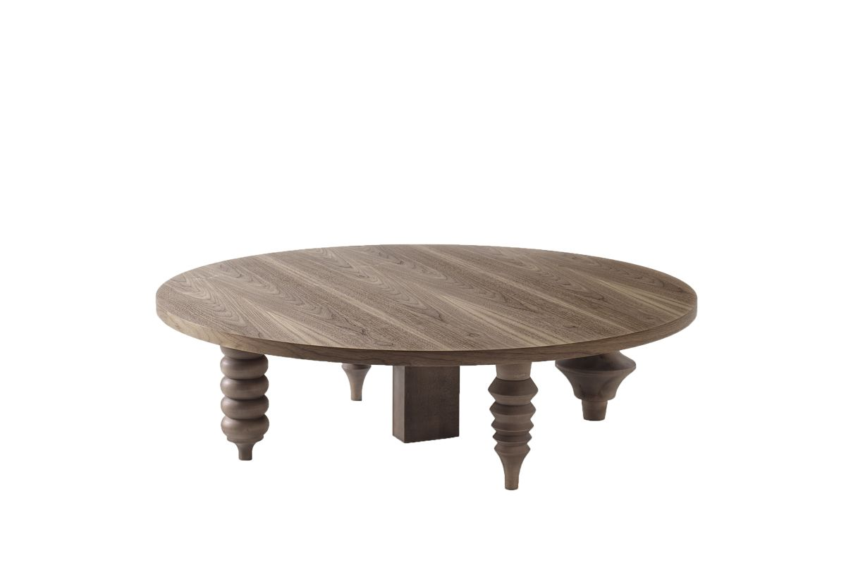 TABLE BASSE MULTILEG ROND