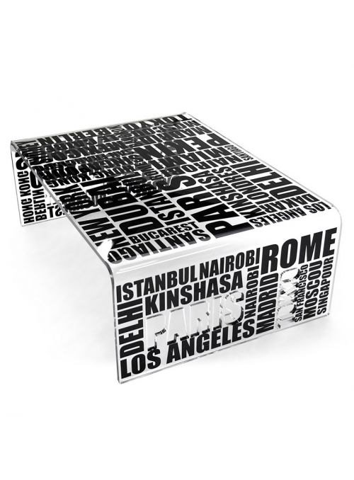 TABLE BASSE CITY