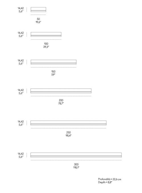 ETAGERE MURALE WEB STOPPER