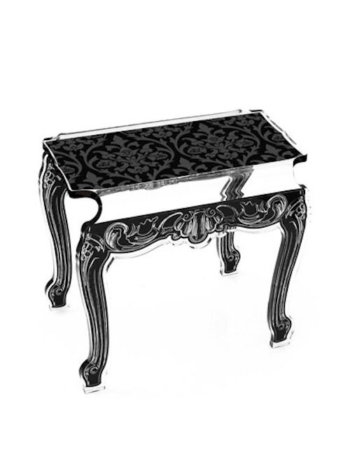 TABLE DE CHEVET BAROQUE