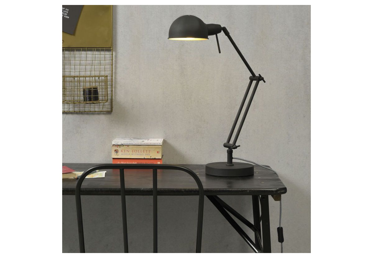 LAMPE DE TABLE GLASGOW
