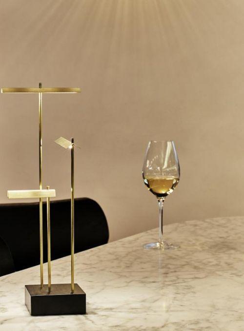 LAMPE DE TABLE KNOKKE