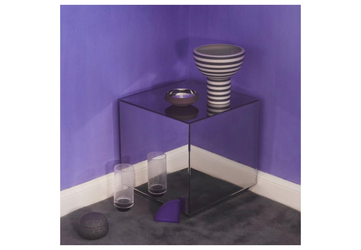TABLE BASSE MIROIR SPECULUM