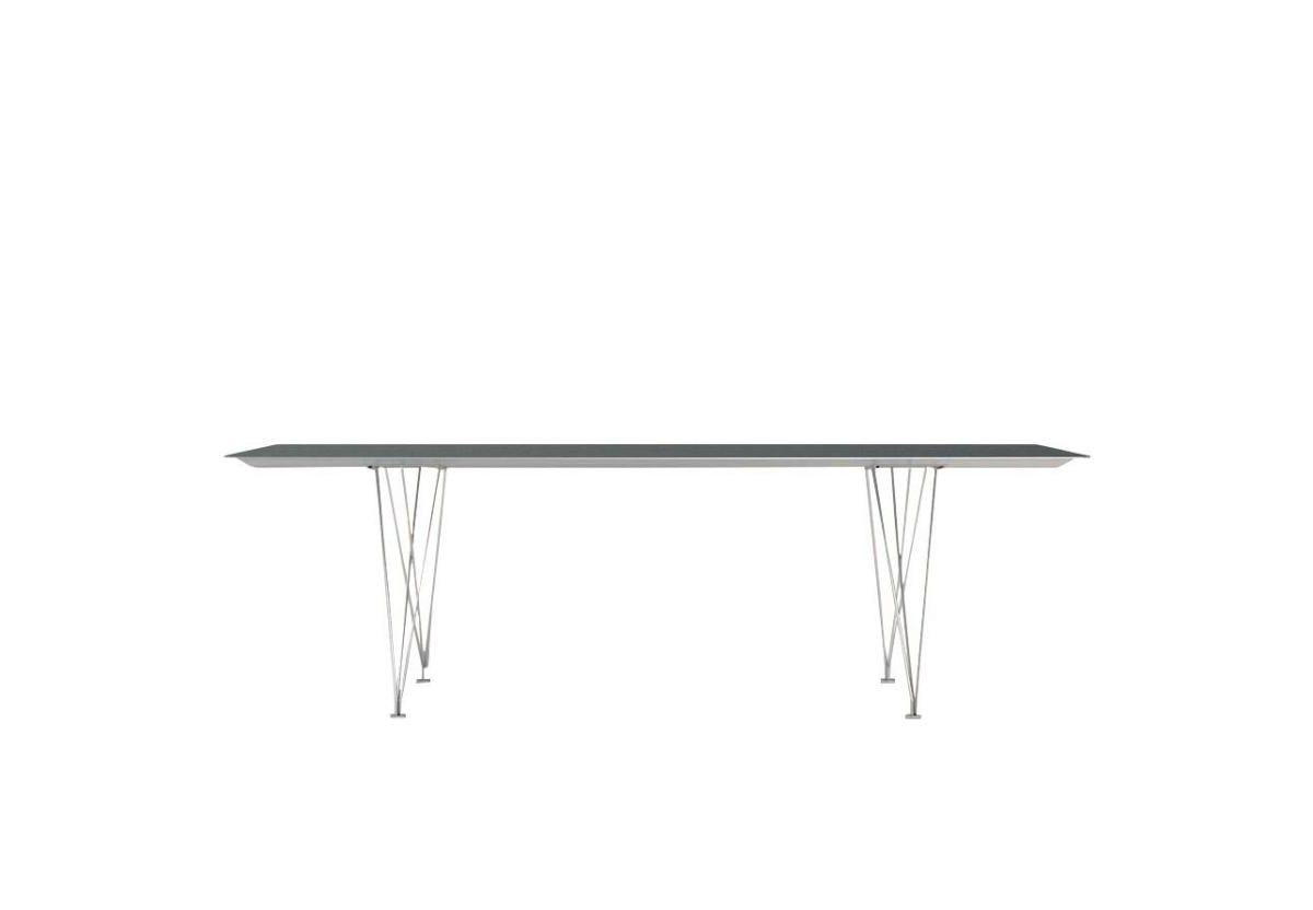 TABLE B EN ACIER