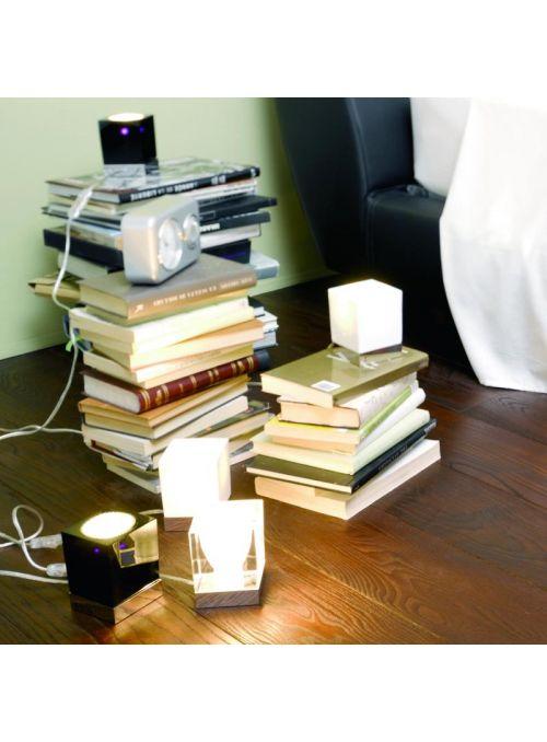 LAMPE DE TABLE CUBETTO