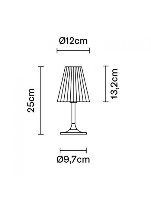 LAMPE DE TABLE FLOW