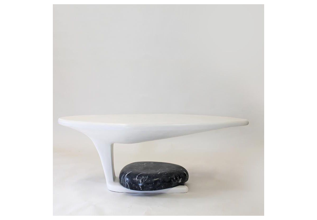 TABLE BASSE ICEBERG