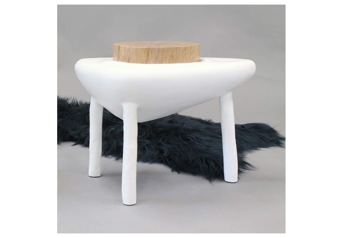 TABOURET CRATERE