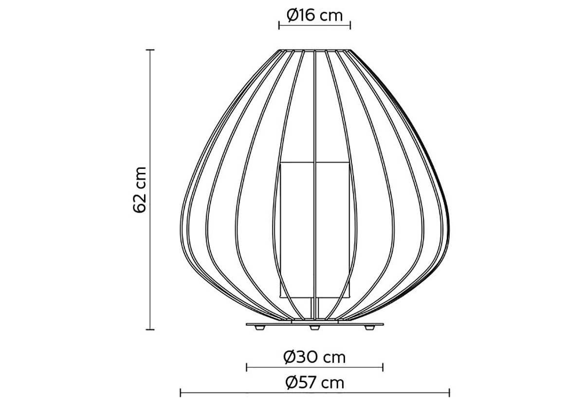 LAMPADAIRE CELL