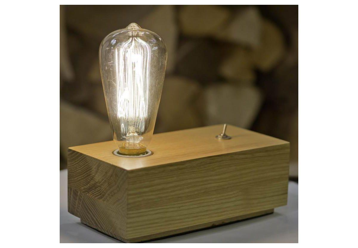 LAMPE DE TABLE KOBE AVEC AMPOULE