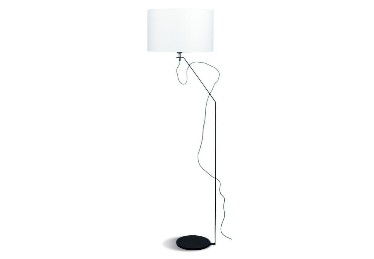 LAMPADAIRE OSLO AVEC ABAT-JOUR