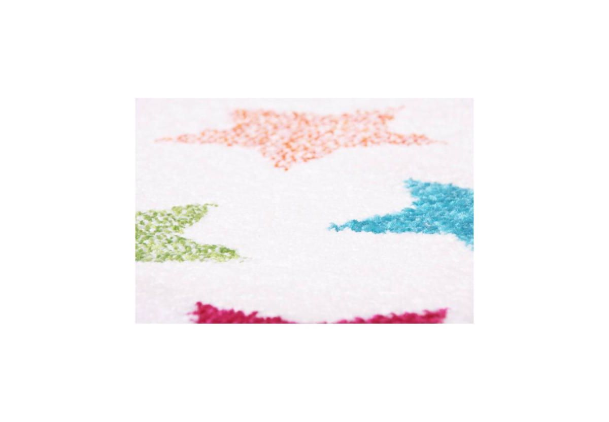 TAPIS HOLLY MULTICOLORE