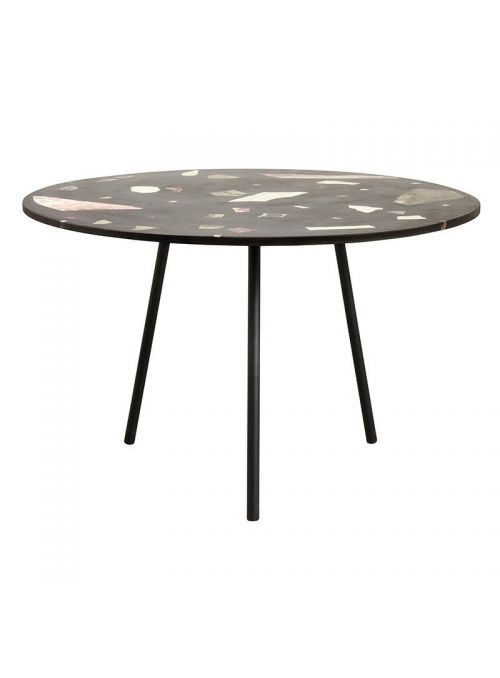 TABLE A MANGER TERRAZZO