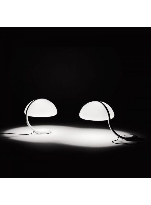 LAMPE DE TABLE SERPENTE