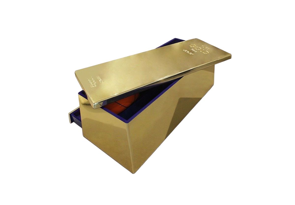 COFFRE GOLD BOX