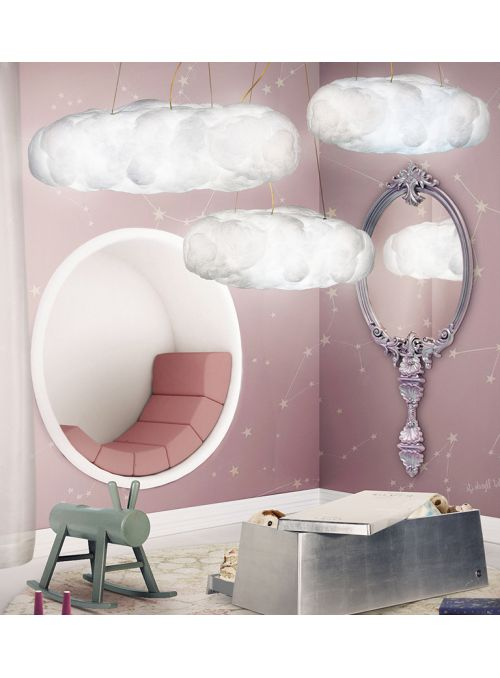 SMALL CLOUD LAMPE