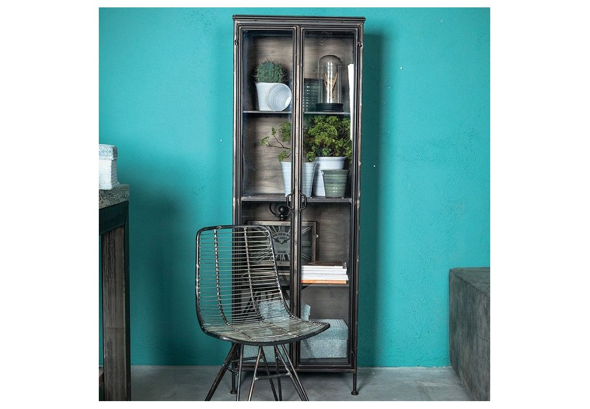 ARMOIRE SIMPLE METAL