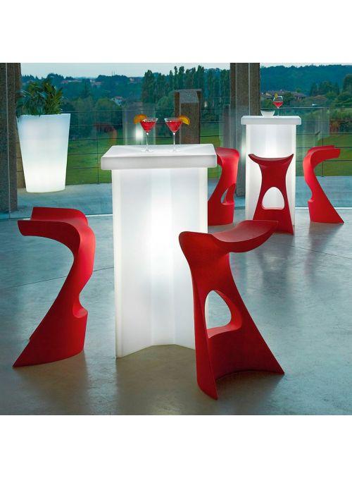 TABLE DE BAR X2
