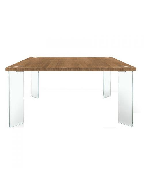 TABLE CONCRETE CARREE