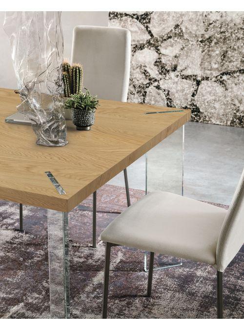 TABLE SOFIA CARREE