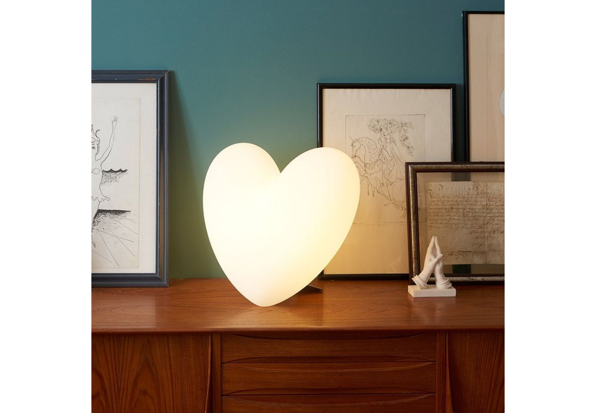 LAMPE DE TABLE LOVE