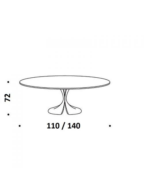 TABLE DIDYMOS RONDE