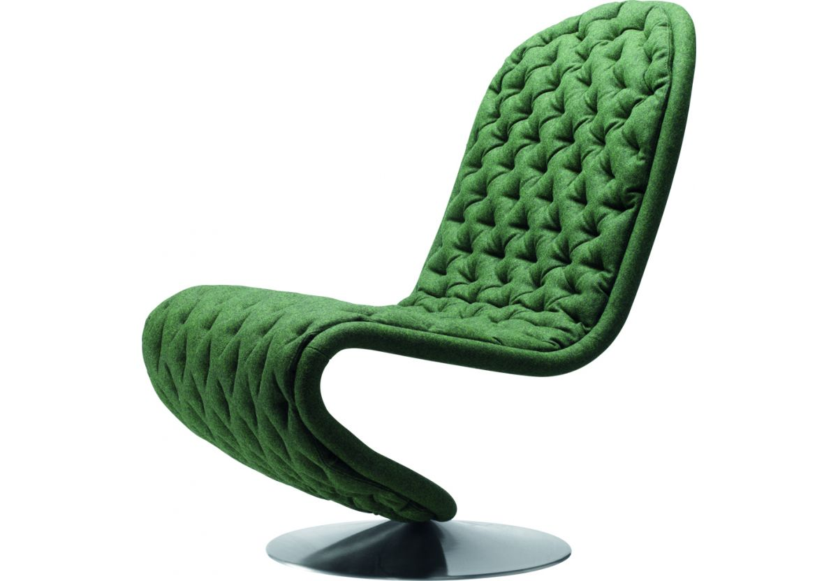 CHAISE LOUNGE SYSTEM 1-2-3 DELUXE TISSU